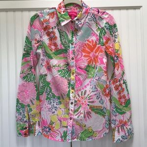 Lilly Pulitzer for Target blouse